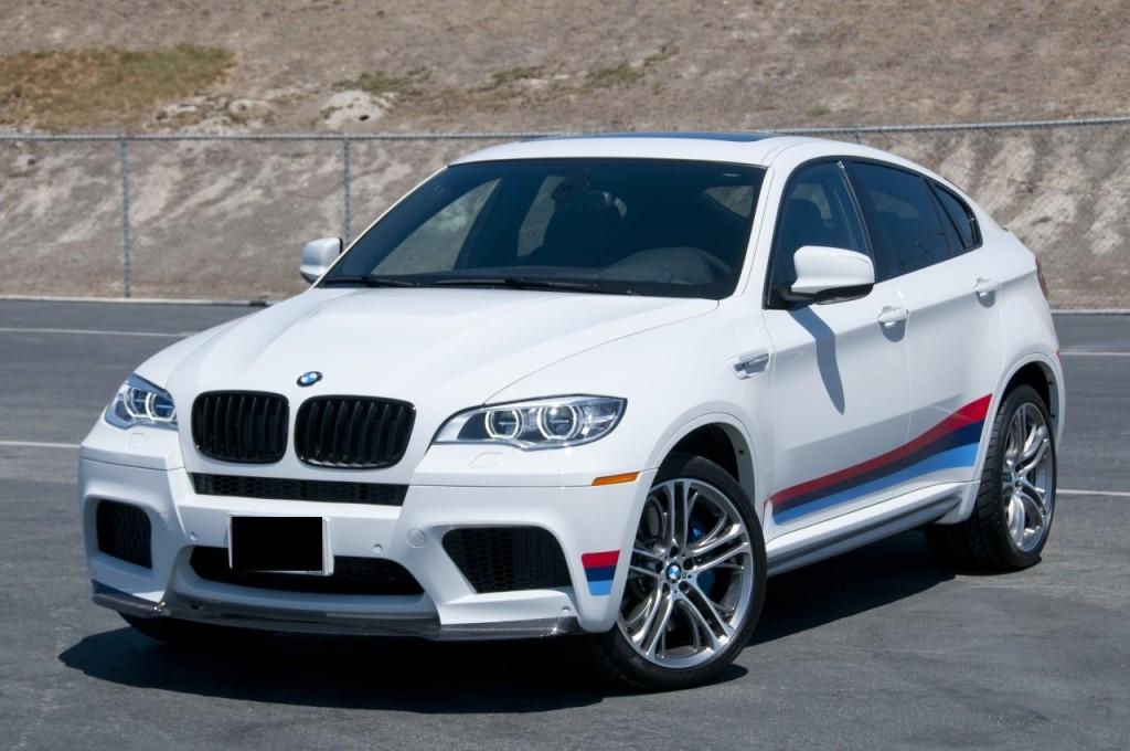 BMW X6M купленный на ставках на договорные матчи